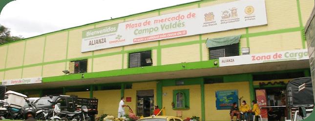 Plaza de Mercado Campo Valdés