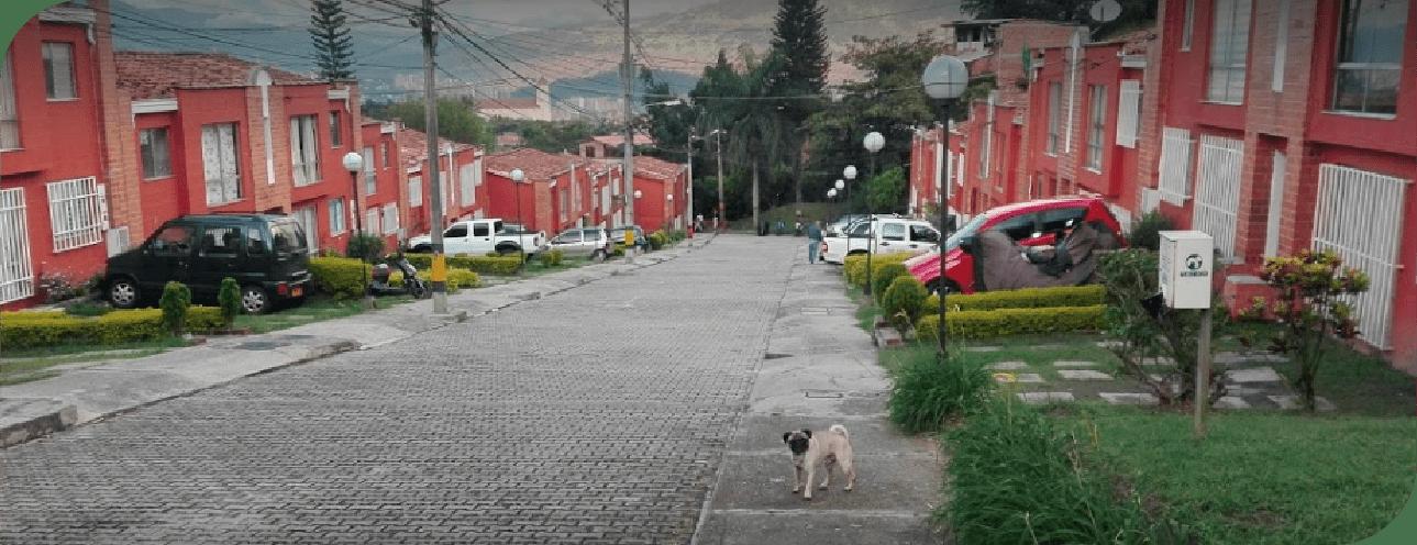 Urbanización Villas de Aragón